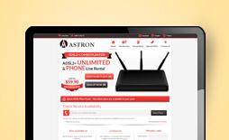Astron ADSL